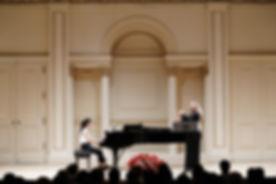 Silvia Denk - Carnegie Hall New York 4/2019