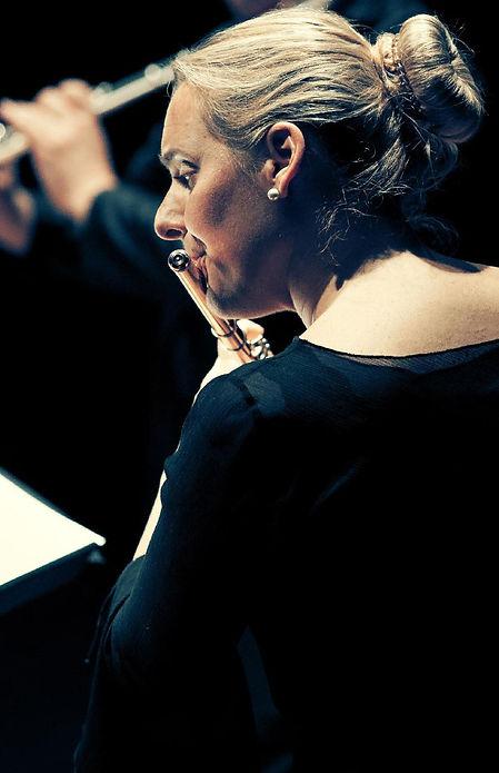 Silvia Denk - Flute