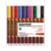 ONE4ALL-ACRYLIC-MARKER_127HS(2mm)-BASIC-