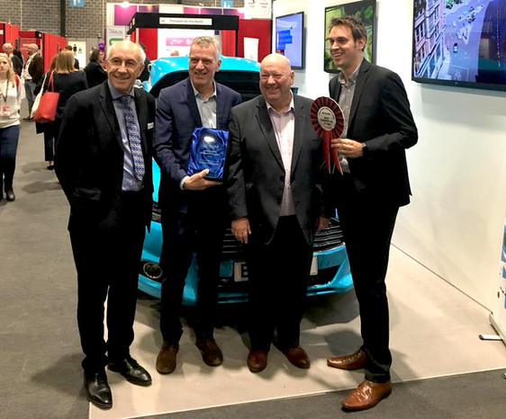 5AI wins 'Best Stand' at Labour Party Conference 2018