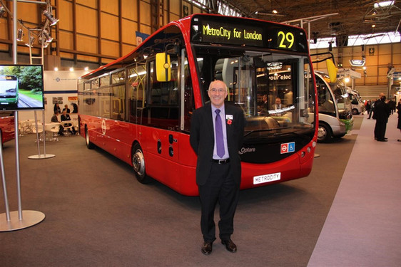 From on the buses to the Olympics