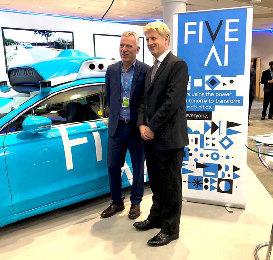 Making driverless vehicles a safe reality