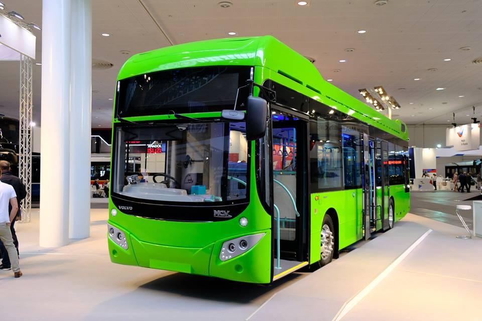 Volvo Hybrid Shuttle