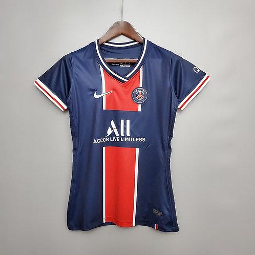 Camisa PSG Feminina Titular 20/21 Nike