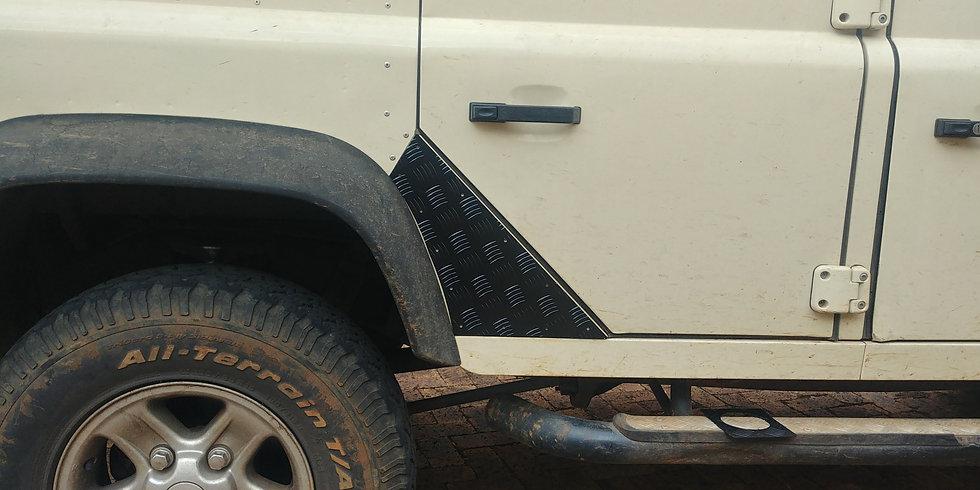 Rear Door C-Panel Protector Set for the Defender 110