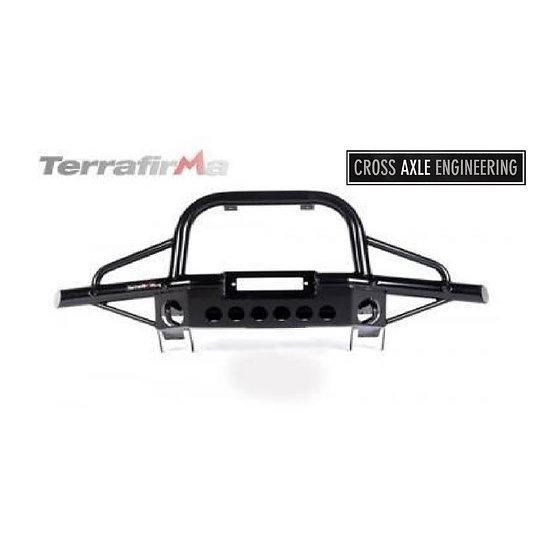 Terrafirma Tubular Winch Bumper/Bullbar for Defender