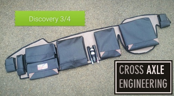 Discovery 3&4 Dash Cover