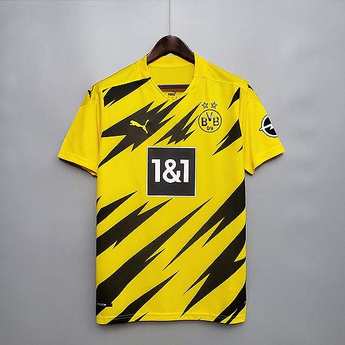 Camisa Borussia Dortumund I  20/21Puma