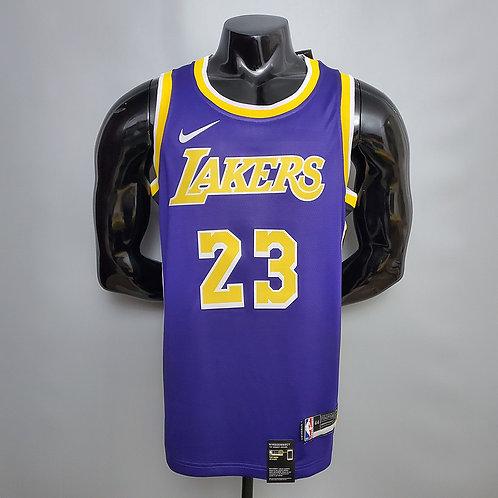 Regata Los Angeles Lakers Lebron James Away 20/21