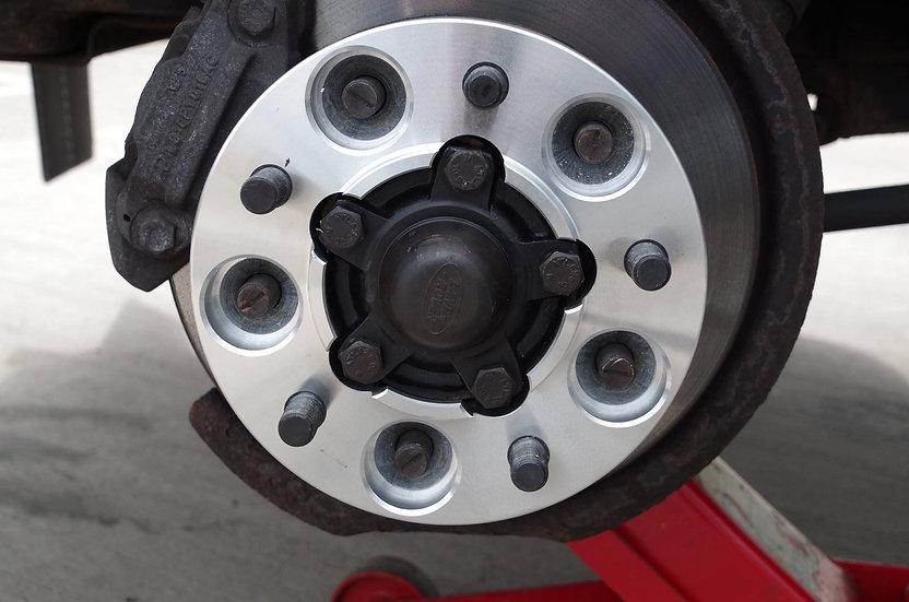 Defender 30mm Wheel Spacers x4