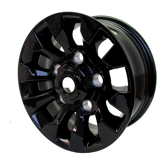 16in Sawtooth Rims for the Defender, Discovery 1 & RRC