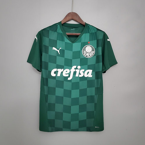 Camisa Palmeiras I  21/22 Puma