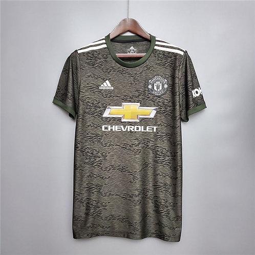 Camisa Manchester United II 20/21