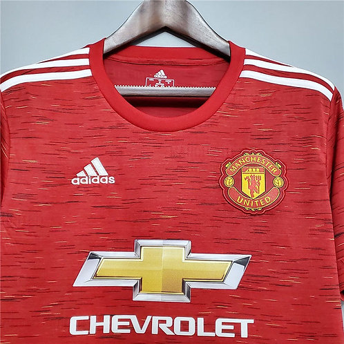 Camisa Manchester United I 20/21