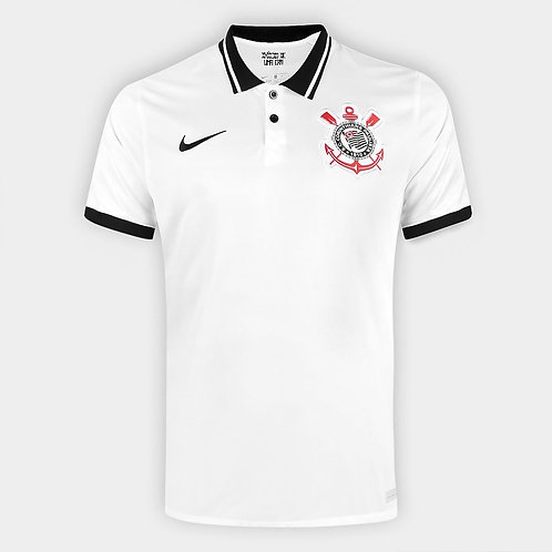 Camisa Corinthians I 20/21