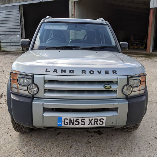 Discovery 3 Light Guard Set - Front