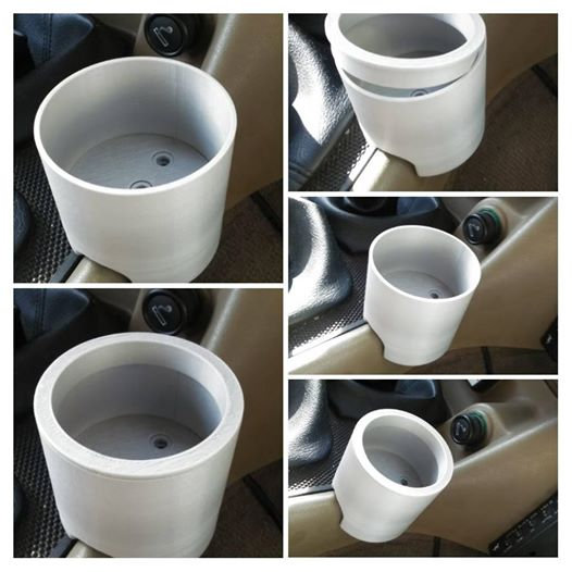 Cup Holder - Discovery 1 & 2