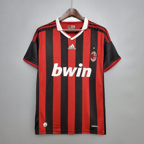 Camisa AC Milan Retro 2010
