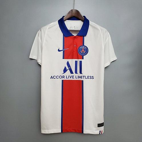 Camisa Reserva PSG 20/21 Nike