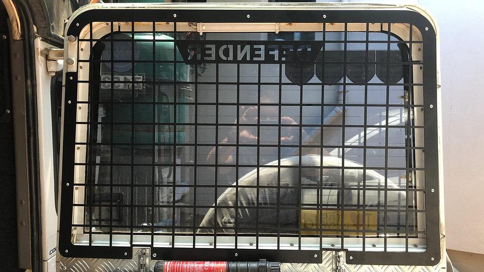 Rear Door Window Interior Cage for Defenders (Pre-2002) & Series