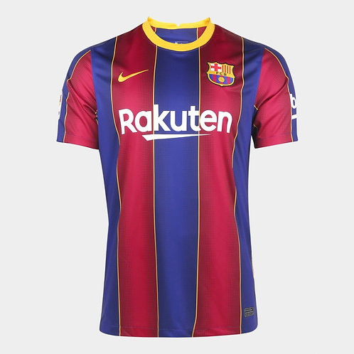 Camisa Barcelona I 20/21