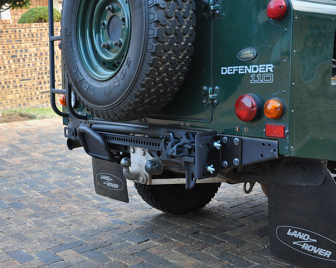 Rear Crossmember Hi-Lift Jack Mounting for Defenders