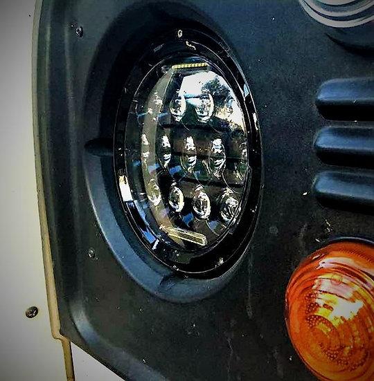 7Inch Multi Lense LED Headlight Set
