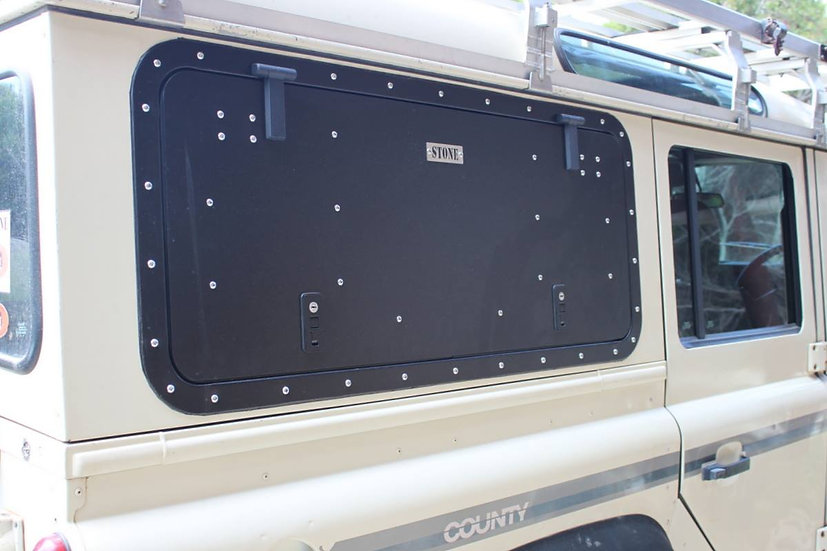 Gullwing Window for the Defender 90/110