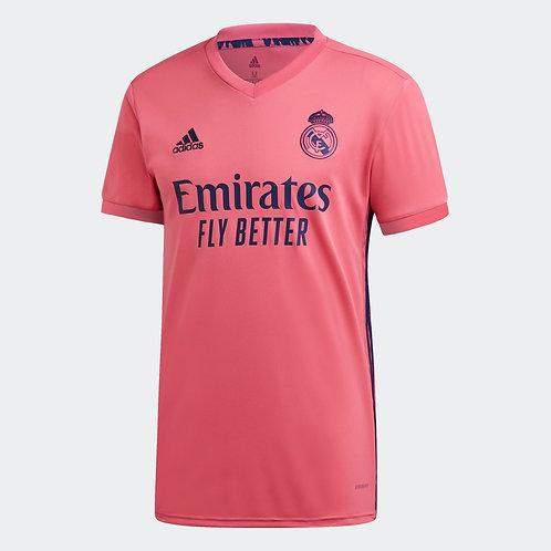Camisa Real Madrid II 20/21