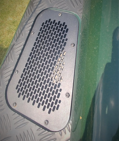 Tornado Style Top Air Intake Vent Set for Defenders