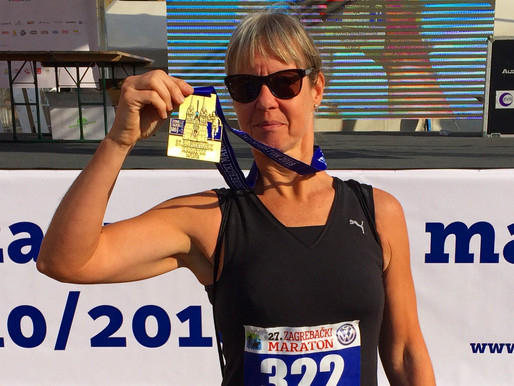Zagrebin marathon 2018