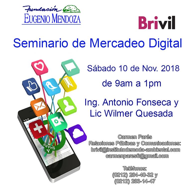 Seminario de Mercadeo Digital
