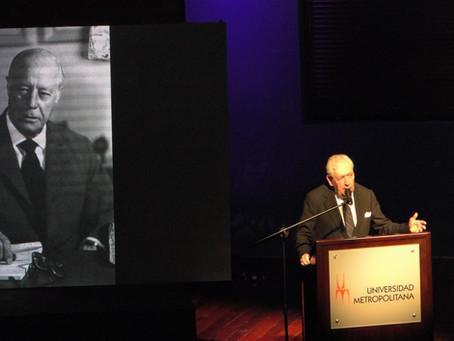 FORO: Eugenio Mendoza Un Liderazgo para Construir Sociedad