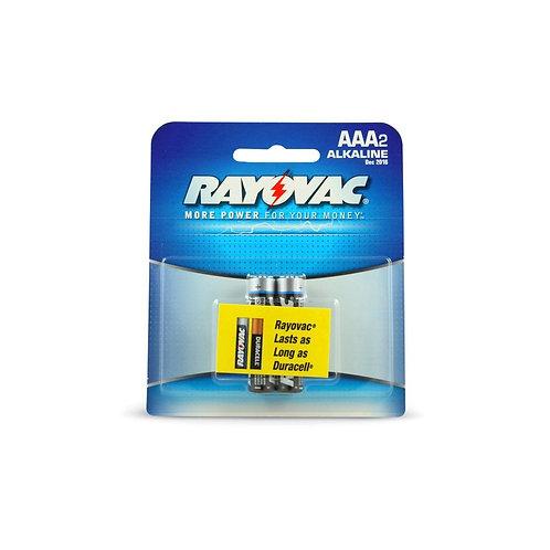 BLISTER DE BATERIAS TRIPLE AAA RAYOV 012800198443