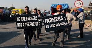 How the Farmers Protest in India is Effecting the World