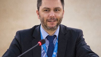 Prof. Hennebel appointed as expert of the United Nations's complaint procedure for consistent pa