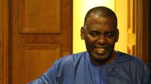 Conférence par M. Biram DAH ABEID, président de l'organisation non-gouvernementale IRA Mauritani
