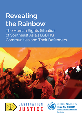 couverture du rapport Revealing the Rainbow
