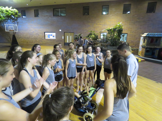 Moxie Dance Project Teams Up With Shriners Children's Hospital