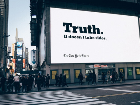 It's Time For a Media Revolution: The GitHub Model of Truth