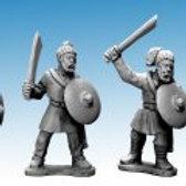 AFS001 - Saxon Warriors with Swords