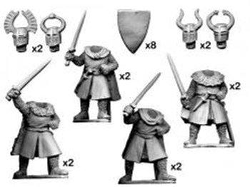 MCF041 Dismounted Teutonic Knights