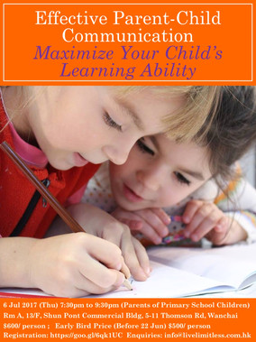 Maximize Your Child's Learning Ability 6 July