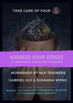 Address Your Stress (17 June)