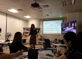 18 May - Impress with Impromptu Speaking @ GZ