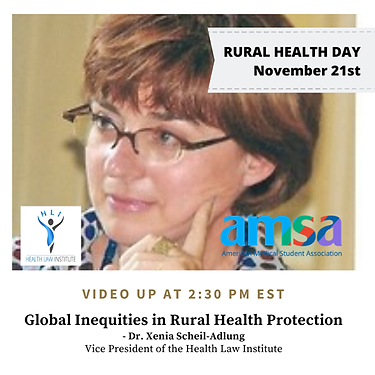 Xenia Scheil-Adlung rural health protection