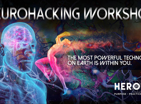 Win a ticket to the Neurohacking Workshop!