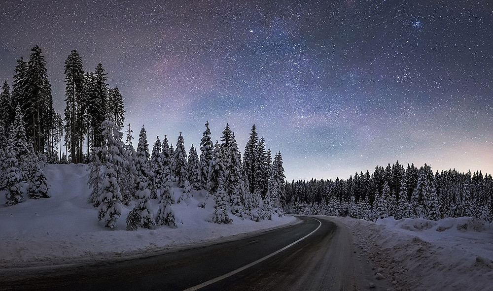 http://dreamypixel.com/winter-night-pokljuka-forest/