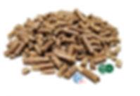 pellets de madera certificados