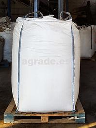 Big bag de mil kilos de hueso de aceituna
